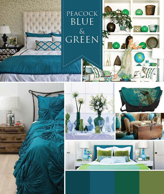 Green Home Design Ideas: Best 20+ Peacock Bedroom Ideas On Pinterest