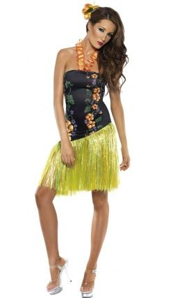 Polynesian Costumes For Women