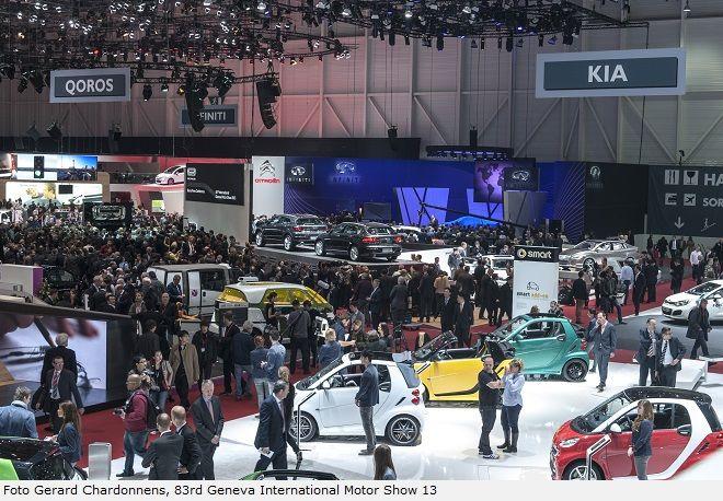 Verso l'84° Salone dell'Auto di Ginevra. Sette finaliste per il titolo di Auto dell'Anno