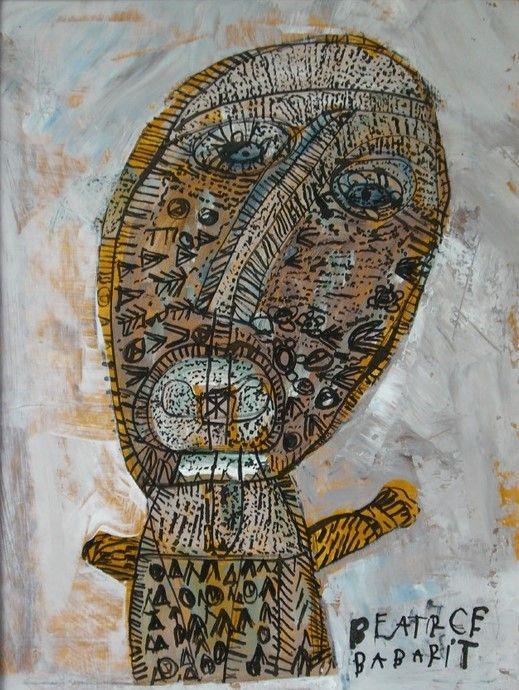 Art singulier - Art outsider - Art brut