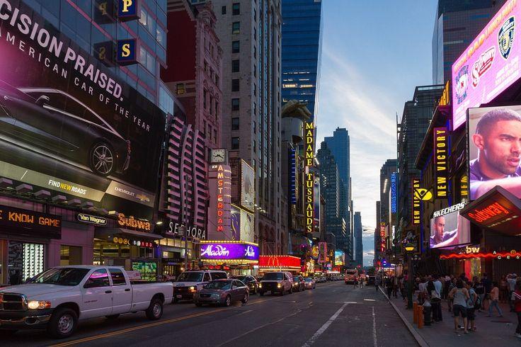 42nd+street,+New+York+City