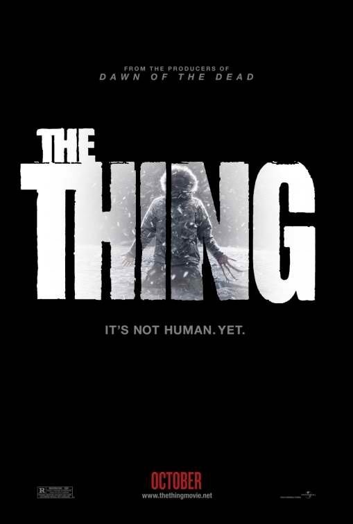 The Thing (2011) #movie #posters