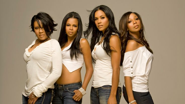 "En Vogue - is an American female R & B vocal group from Oakland, California. The group has won a multitude of awards ---seven MTV music awards, four Soul Train Awards, six American Music Awards, and seven Grammy nominations. According to Billboard Magazine they were the 18th most successful act of the 1990s, and one of the most popular and successful female groups of all time. CLICK ON PIC TO VIEW/LISTEN TO THEIR VIDEO, ""FREE YOUR MIND"". (Release Date:September 24, 1992 )"