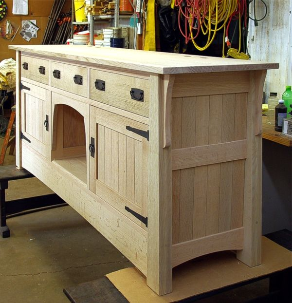 Aquarium Stand Plans When The Piece Was In White Wood Stage We Let It Set For A Month Project Ideas 2018 Pinterest Woodworking