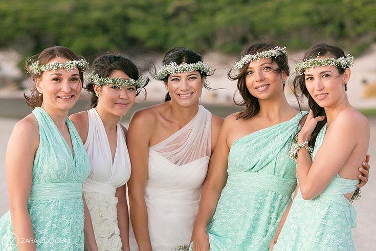 Wedding at Cape Point Vineyards - - Beach wedding