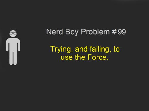 It's a Nerd Girl Problem, too!!!  I used to do it all the time in Class!