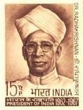 "Sarvepalli Radhakrishnan;(5 September 1888, Tiruttani, now in Tamil Nadu – 17 April 1975) was an Indian philosopher and statesman who was the second President of India from 1962 to 1967.[1] He was the first Vice President of India (1952–1962).Radhakrishnan was knighted in 1931 but ceased to use the title ""Sir"" after India attained independence. [2] Among the many other honours he received were the Bharat Ratna (1954) and the Order of Merit (1963). His birthday is celebrated in India."