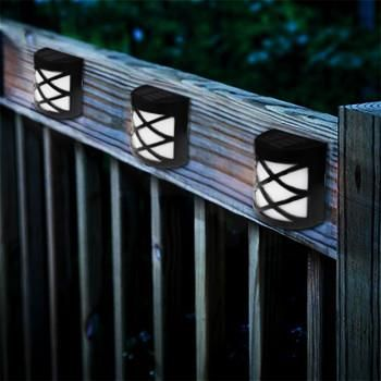 Looking for a night lamp to light up your garden? This lattice patterned solar…