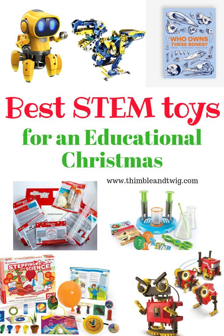 Best STEM toys for a fun AND educational Christmas 2018 | Early ...