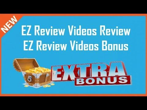EZ Review Videos Review | EZ Review Videos Bonus - YouTube