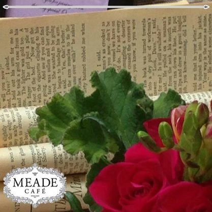 Visit Meade Cafe and join in the cozy atmosphere. Relax and kick back this Tuesday. #Tuesday #meadecafe