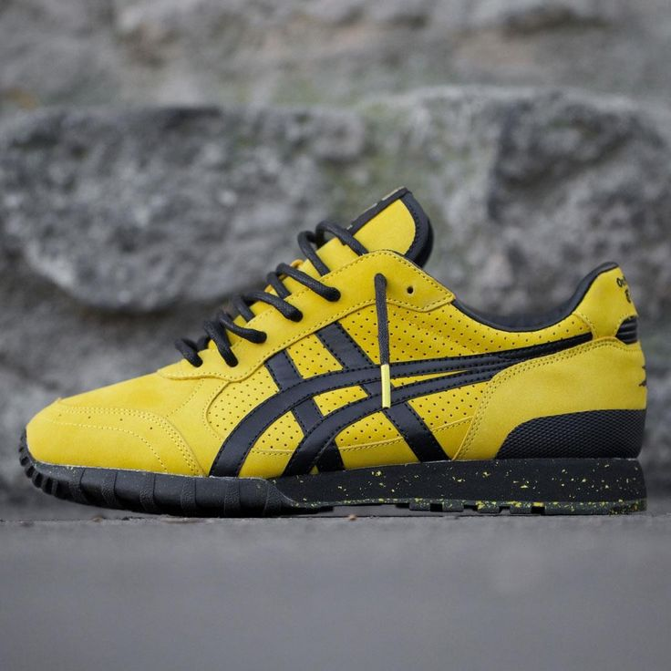 BAIT x Bruce Lee x Onitsuka Tiger Men Colorado Eighty Five - Legend (yellow)