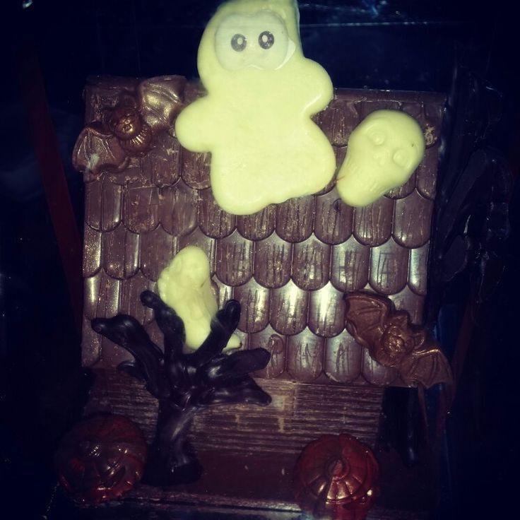 Haunted house #halloween