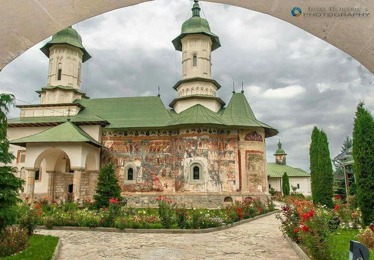 Bucovina painted monasteries