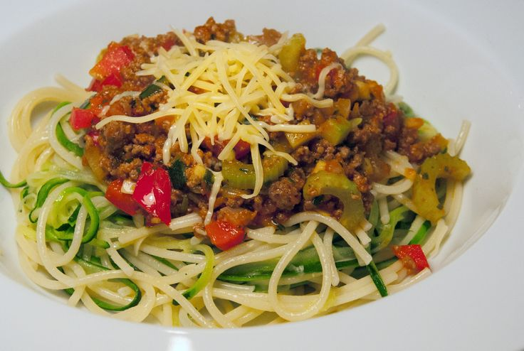 Courgette spaghetti http://www.gezondhappy.nl/gezonde-recepten/diner-recepten/groente-spaghetti