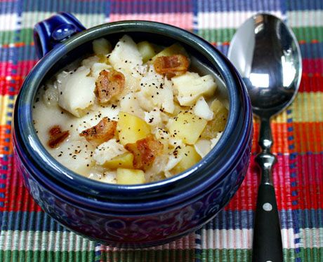 17 best images about soups chowdas stews on pinterest for New england fish chowder