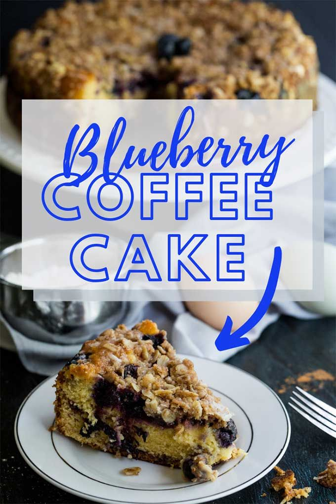 Blueberry Sour Cream Coffee Cake House Of Hawthornes Recipe Muffin Recipes Blueberry Sour Cream Coffee Cake Blueberry Coffee Cake Recipe