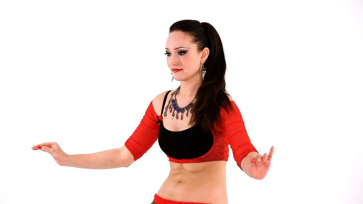 How to Do Maya & Reverse Undulation | Belly Dance