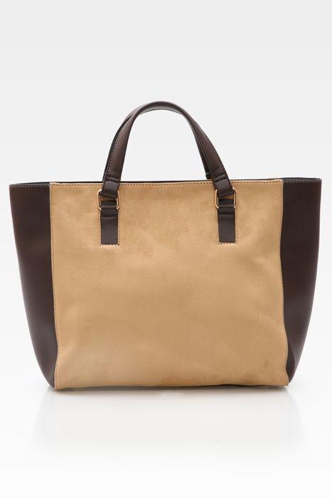 Sweet escape bag #handbag #taswanita #bags #suede #beltleather #kombinasi #totebag #trendy #stylish #messengerbag #simple #fashionable #colors #cream