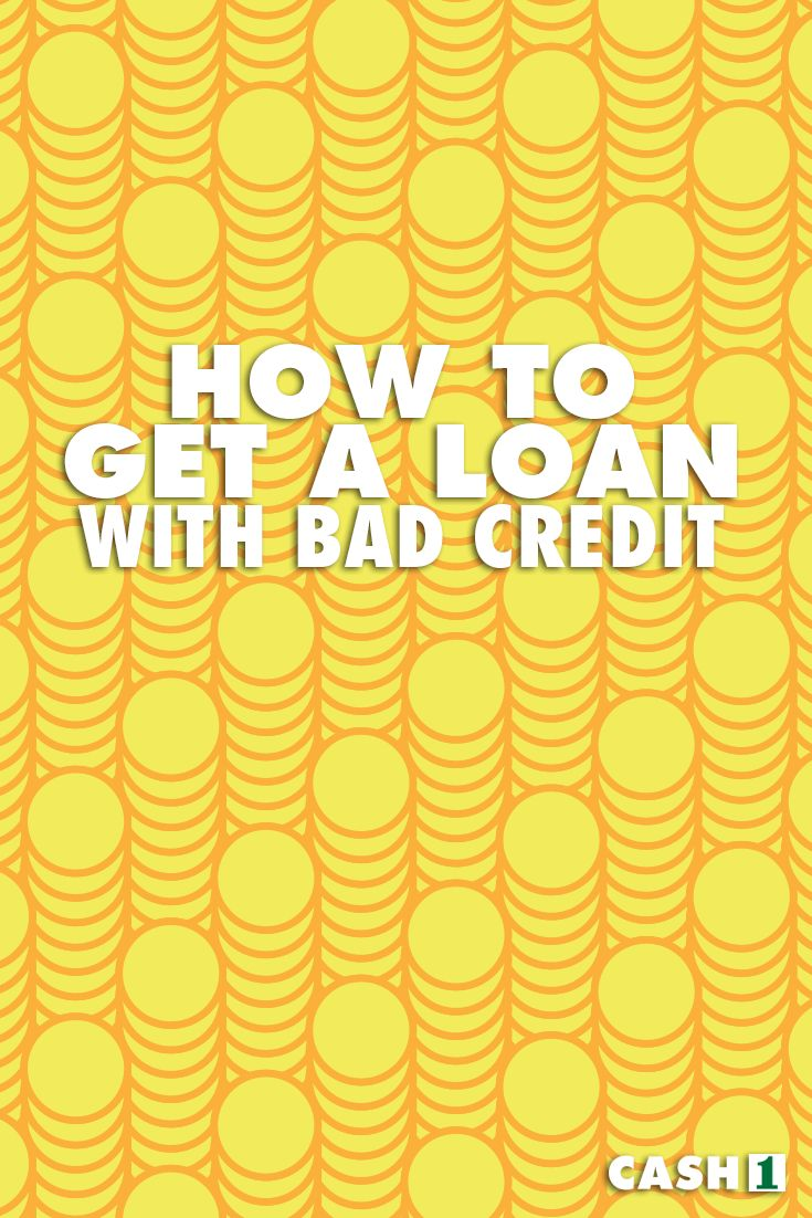How to Get a Loan With Bad Credit | If you have less than perfect credit it can feel like you'll never get ahead. Here are some tips on getting loans for poor credit.