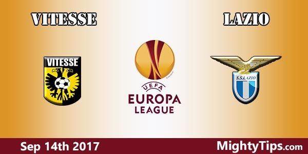 K.O 02.05 Vitesse VS Lazio live streaming Europe League http://ift.tt/2wrRTRe Lazio Match SerieA UEL