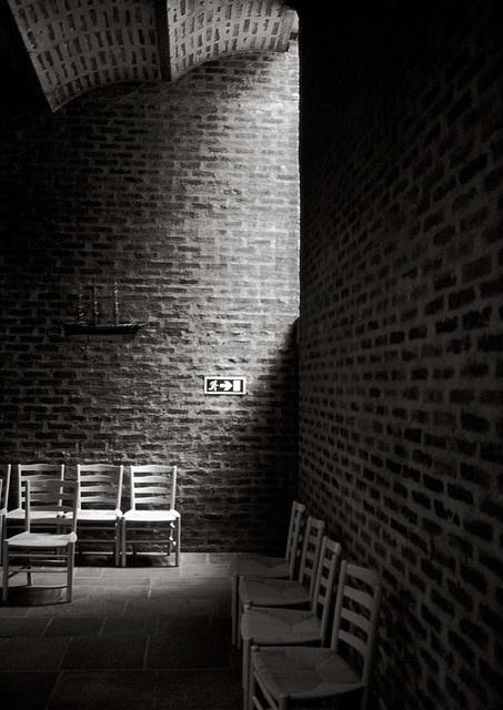 Sigurd Lewerentz, via Flickr.