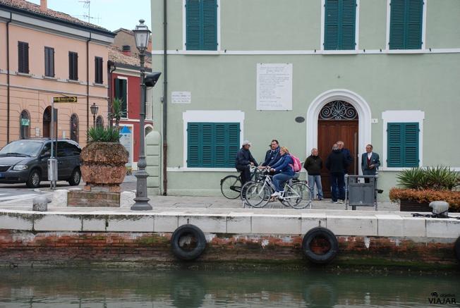 Marino Moretti's House. Cesenatico #cesenaticobellavita