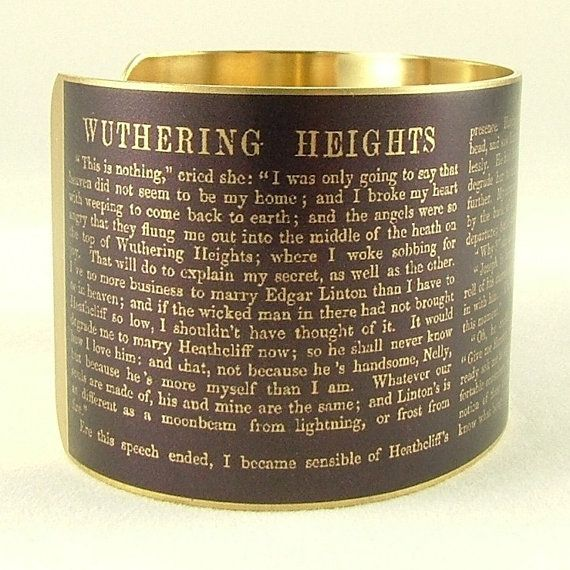 literary analysis of the novel wuthering heights by emily bronte Initially jane eyre was regarded as the best of the brontë sisters' novels, a judgment which continued nearly to the end of the century by the 1880s critics began to place emily's.