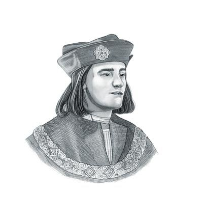a look at richard iii the king of england in the daughter of time by josephine tey The daughter of time, by josephine tey the rose of raby come to see their sister elizabeth acknowledged queen of england) the next time richard turned up.