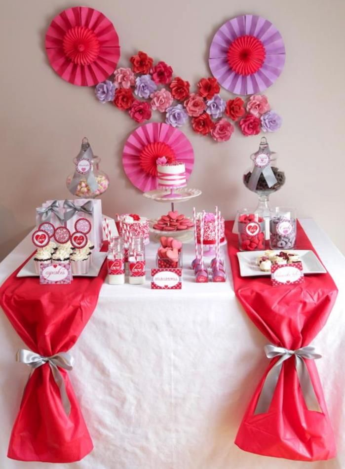 Hang Plastic Table Clothes For Background Decoration | Birthday Party |  Pinterest | Tables, Clothes And Table Clothes
