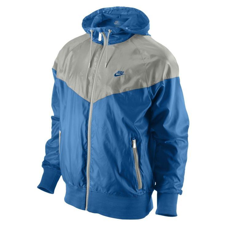 Nike Windrunner jacket blue