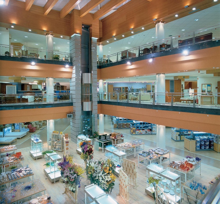 8 best images about nuestros centros our stores on - Muebles sanchez antequera ...