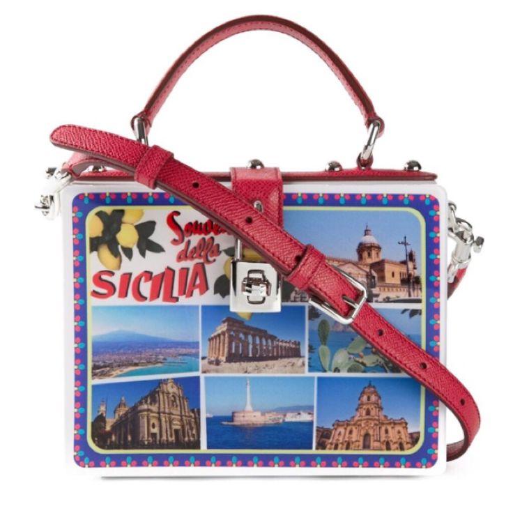 Dolce & Gabanna - sac à main #dolce https://shoppers.theshopally.com/sophie-etchart/20160915/dolce-gabanna-sac-a-main-dolce