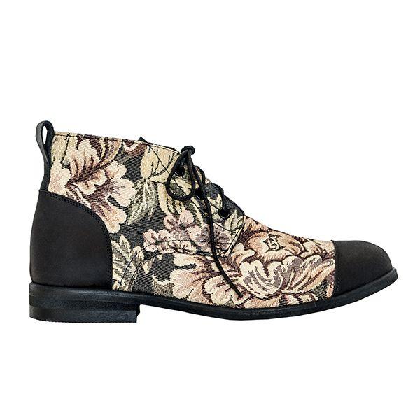#MIŁOSZKA #Butydamskie  #tkanina  #skóra  #2016 #serafin  #serafinshop  #botki #women #shoes  #fabric  #skin #2016 #serafinshop  #booties #flowers #floral #kwiaty