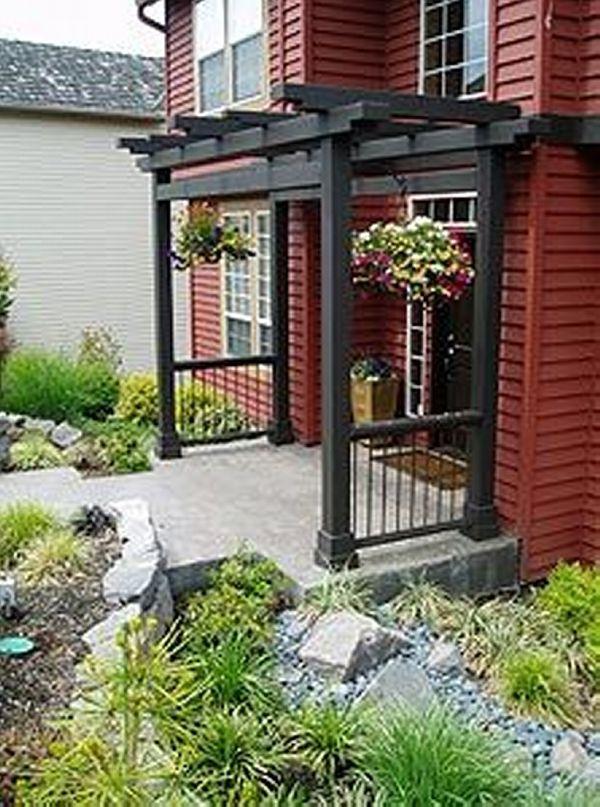 Door Arbor Idea