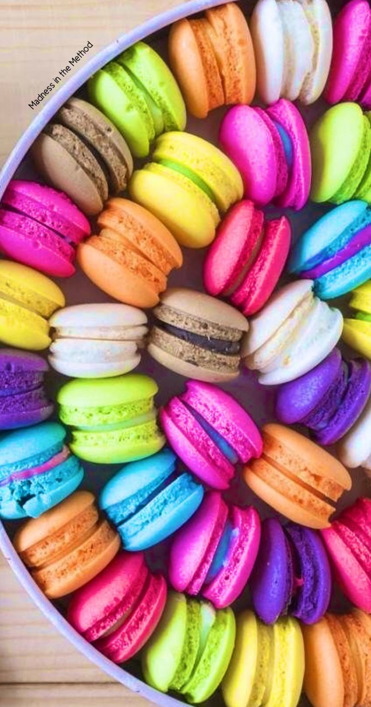 Colourful ⊱╮ ະ MadnessintheMethod ະ colourful Food