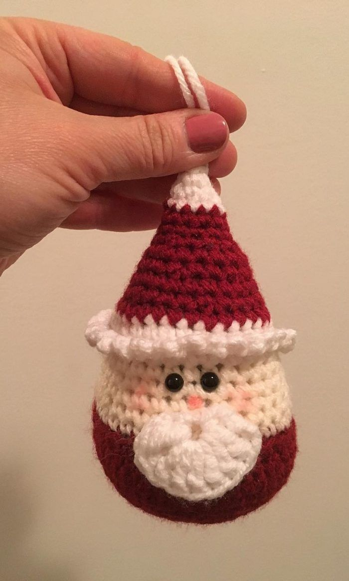 Awesome Christmas Crochet Decoration Patterns For New Year 2019 Page 4 Of 41 Ladiesways Com Women Hairstyles Blog Crochet Christmas Ornaments Free Crochet Christmas Gifts Crochet Xmas