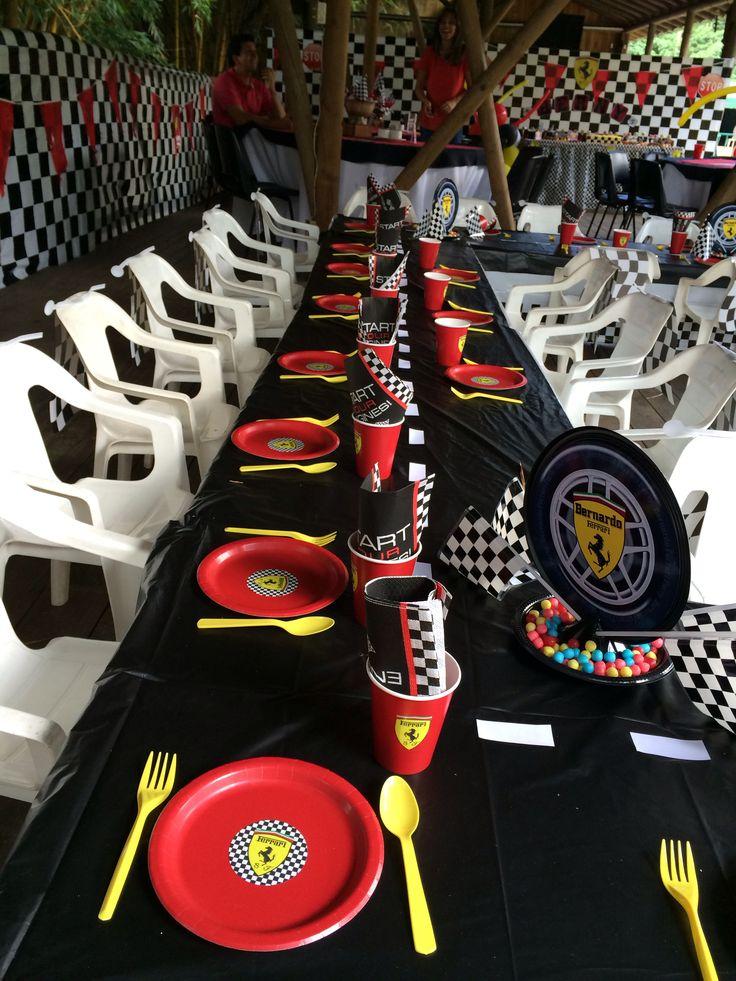 Ferrari Party.