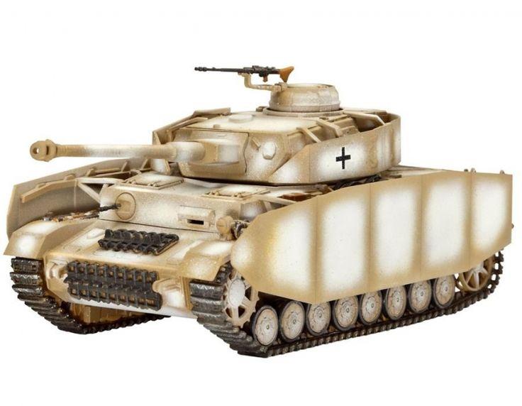 Revell PzKpfw. IV Ausf.H - Modelarstwo - Satysfakcja.pl