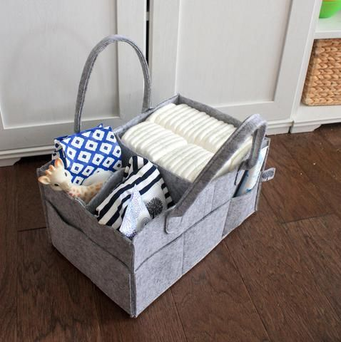 The Good Baby Diaper Caddy