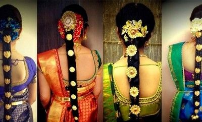 #Bridal Affairs in South India – An Insight to South Indian Brides, #BridalHairstyles, Makeup and More
