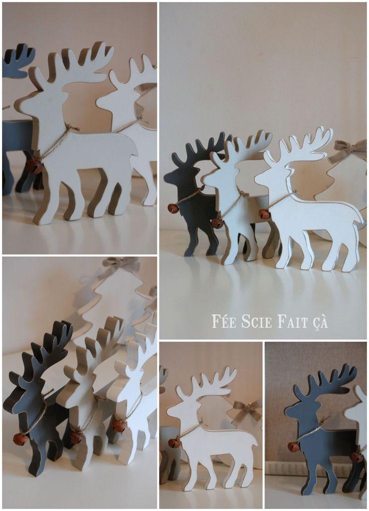 reindeer 3 colors