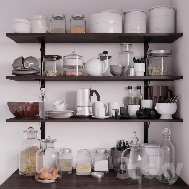 Kitchen Set 01