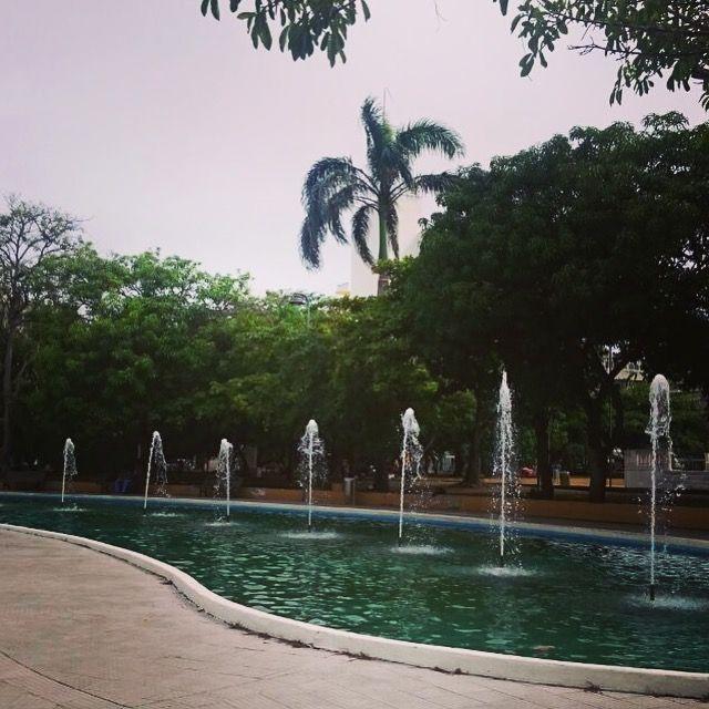 Parque Centenario  #cartagenadeindias