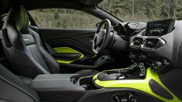 2019 Aston Martin Rapide Interior Aston Martin Vantage Aston Martin Rapide New Aston Martin