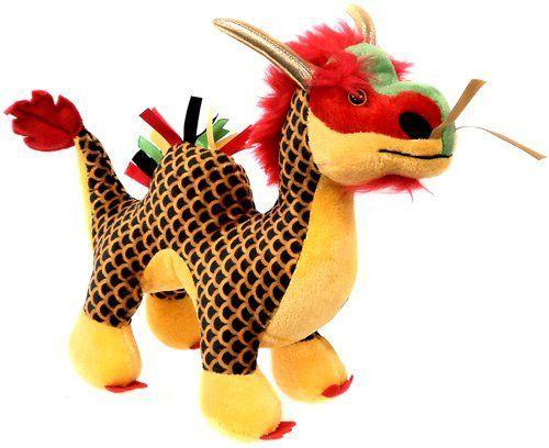 Large Stuffed Dragon | Chinese Dragon Webkinz Stuffed Animal by Webkinz by Ganz HM718 | eBay