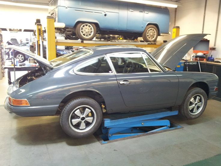 Work in progress- Speed Service Porsche 911 S SWB