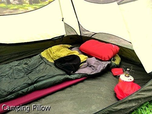Camping Pillow - incredible choice. Must check out...