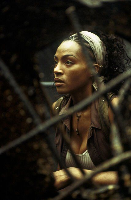 Still of Nona Gaye in The Matrix Revolutions