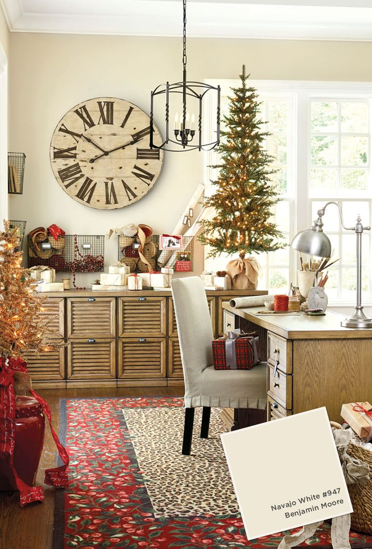 Ballard Designs: 2014 Holiday Catalog Paint Colors